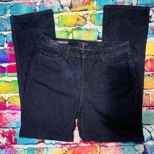 NYDJ Barbara Bootcut jeans size 16